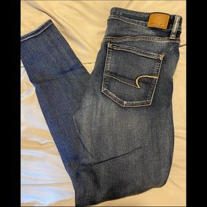 super stretch jeggings new without tags